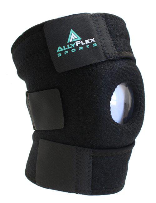 AllyFlex Sports® Knee Brace Open Patella Stabilizer   NeoAllySports.com