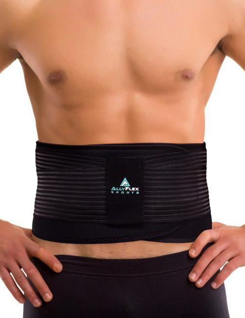 AllyFlex Sports® Men's Back Brace | NeoAllySports.com