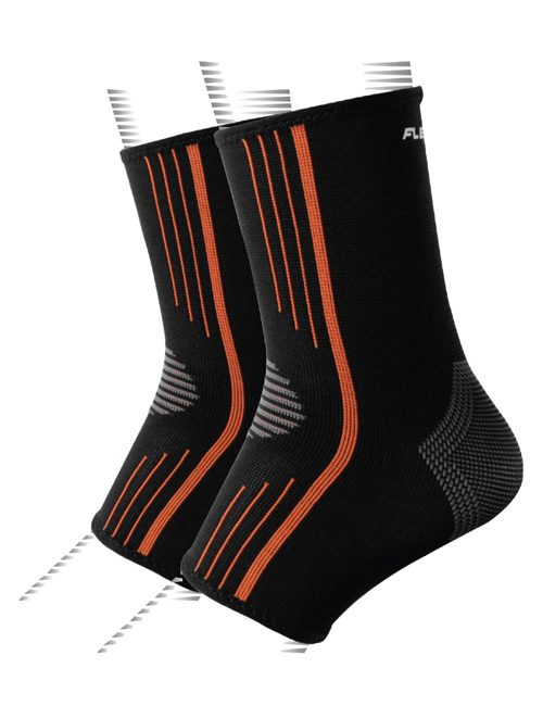 NeoAlly® Compression Ankle Sleeves (Pair) | NeoAllySports.com