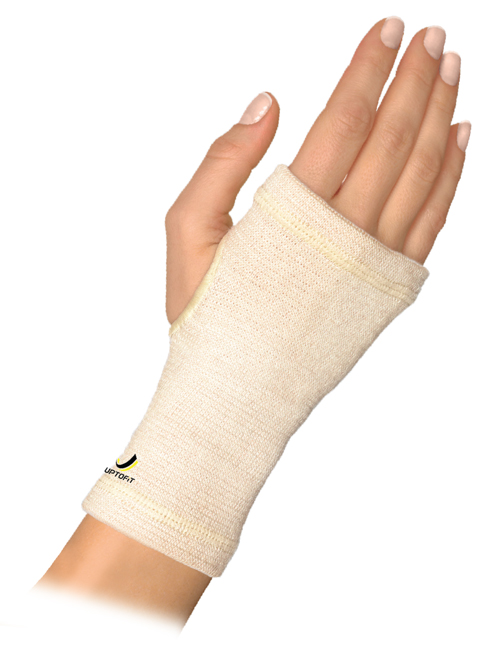 Uptofit® Copper Wrist Compression Sleeve for Carpal Tunnel | NeoAllySports.com